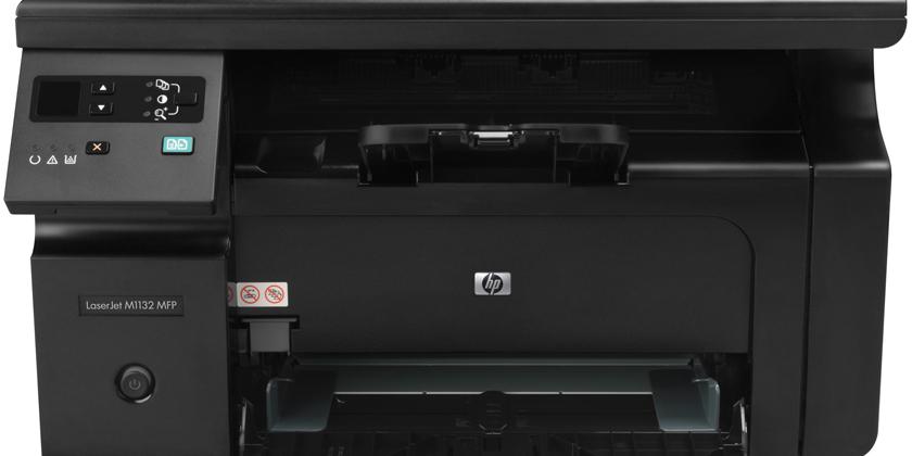 HP Laserjet Pro M1132 MFP, imprimantă multifuncțională, laser, A4