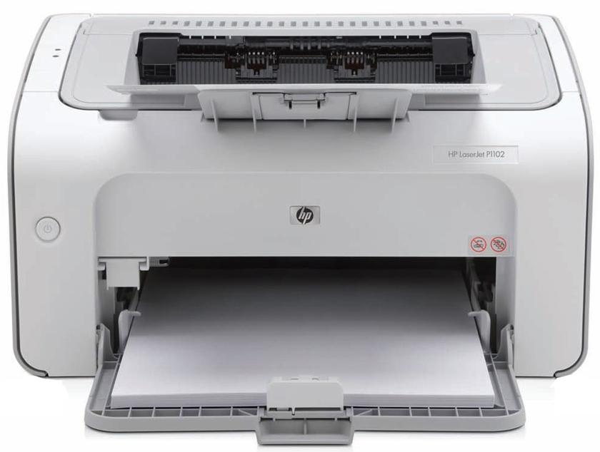 Imprimanta laser alb-negru HP LaserJet Pro P1102, A4