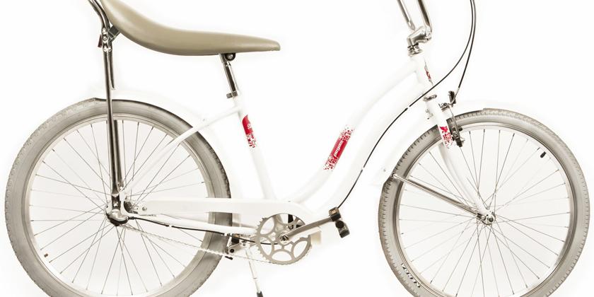 Pegas Strada 2 3S, bicicletă de oras pentru doamne pretențioase