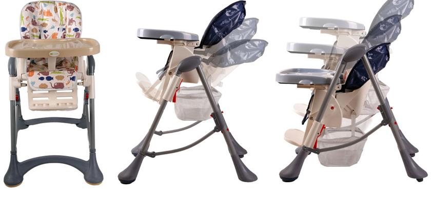 Sun Zoo, scaun de masă pentru copii de la Kinderkraft