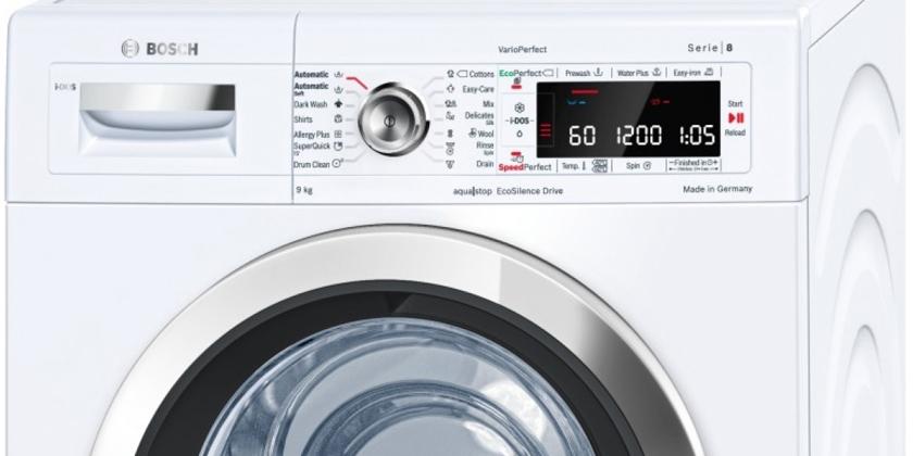 Bosch WAW32640EU, masină de spălat A+++ cu tehnologia EcoSilence Driver