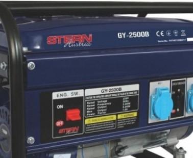 Generatorul Stern GY2500B