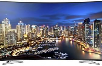 Televizor Samsung 55HU7100 Curved